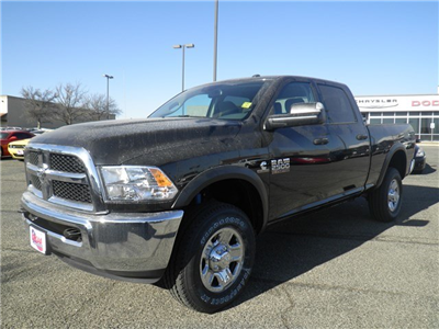 2018 Ram 2500 Crew Cab 4x4, Pickup #D10638 - photo 1