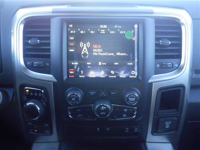 2018 Ram 1500 Crew Cab 4x4, Pickup #D10656 - photo 16