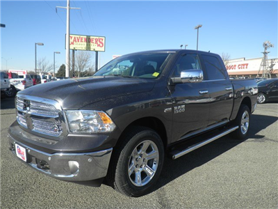 2018 Ram 1500 Crew Cab 4x4, Pickup #D10656 - photo 1