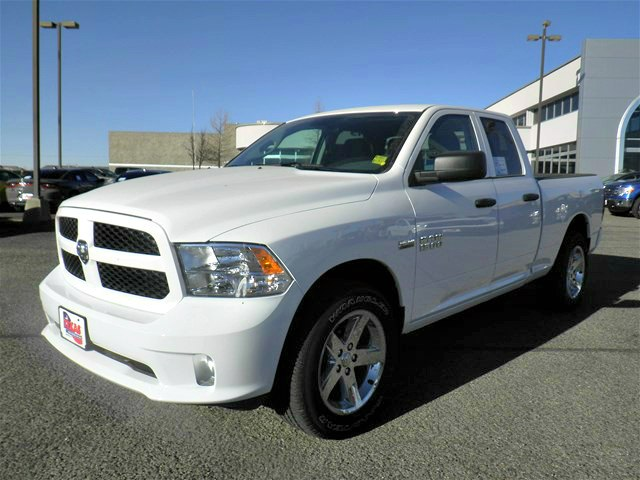 2018 Ram 1500 Quad Cab, Pickup #D10669T - photo 1