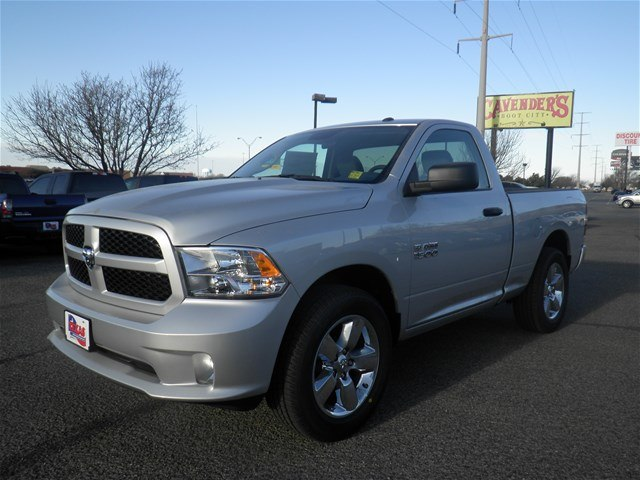2018 Ram 1500 Regular Cab 4x2,  Pickup #D10721 - photo 1