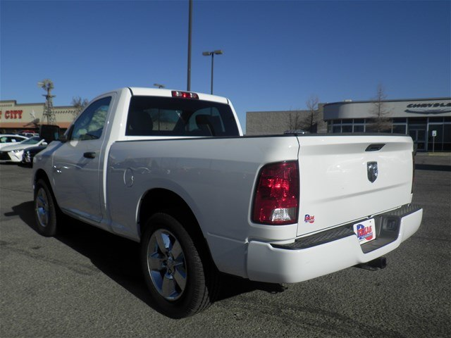 2018 Ram 1500 Regular Cab, Pickup #D10726 - photo 2