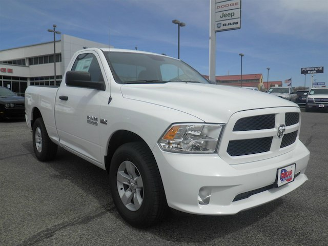 2018 Ram 1500 Regular Cab, Pickup #D10747 - photo 3