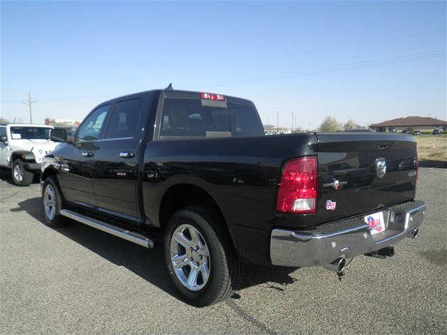 2018 Ram 1500 Crew Cab 4x4, Pickup #D10767T - photo 2