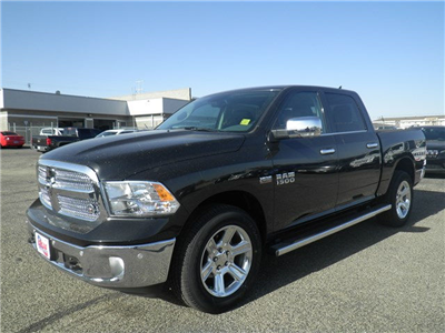 2018 Ram 1500 Crew Cab 4x4, Pickup #D10767T - photo 1