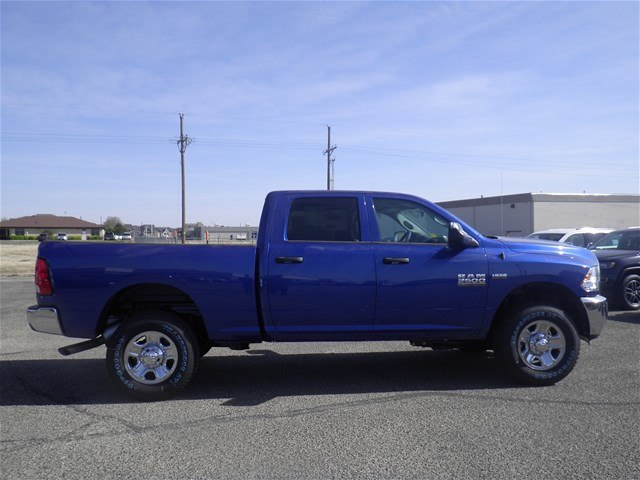 2018 Ram 2500 Crew Cab 4x4, Pickup #D10779 - photo 5