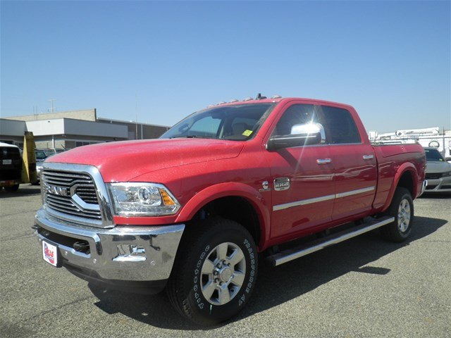 2018 Ram 2500 Crew Cab 4x4,  Pickup #D10804 - photo 1