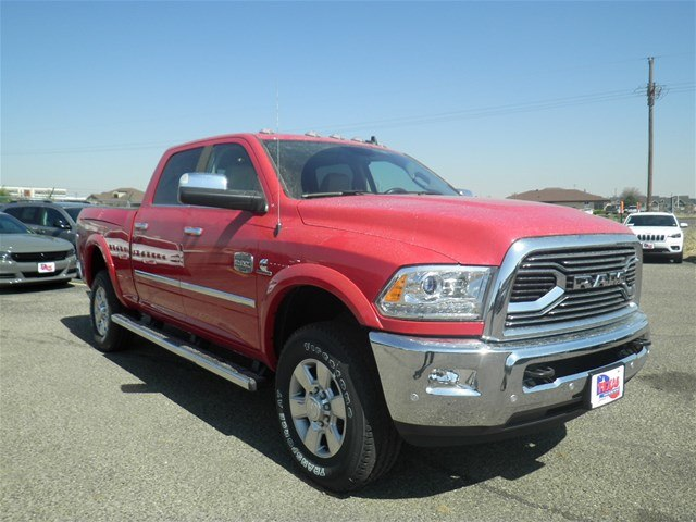2018 Ram 2500 Crew Cab 4x4,  Pickup #D10804 - photo 4