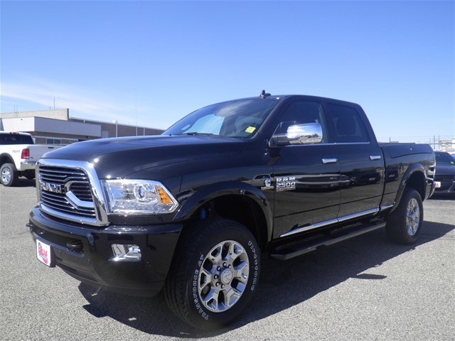 2018 Ram 2500 Crew Cab 4x4,  Pickup #D10805 - photo 1