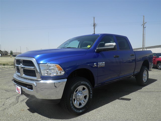 2018 Ram 2500 Crew Cab 4x4,  Pickup #D10808 - photo 1