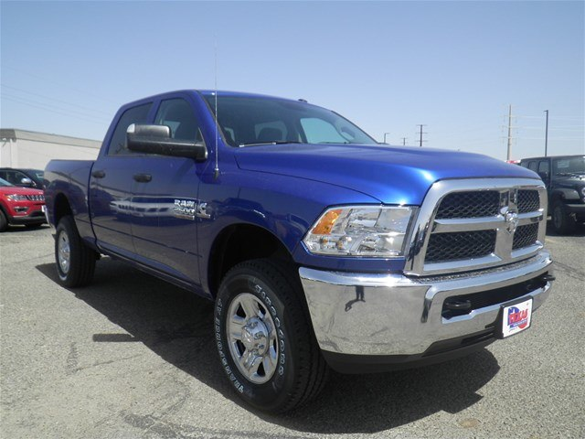 2018 Ram 2500 Crew Cab 4x4,  Pickup #D10808 - photo 4