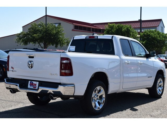2019 Ram 1500 Quad Cab 4x4,  Pickup #D10906 - photo 2