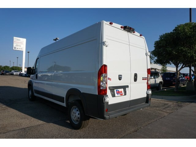 2018 ProMaster 2500 High Roof FWD,  Empty Cargo Van #D11005 - photo 10