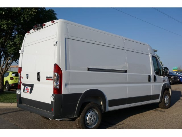 2018 ProMaster 2500 High Roof FWD,  Empty Cargo Van #D11005 - photo 3