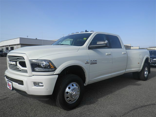 2018 Ram 3500 Crew Cab DRW 4x4,  Pickup #D11036 - photo 1