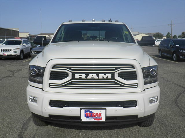 2018 Ram 3500 Crew Cab DRW 4x4,  Pickup #D11036 - photo 3