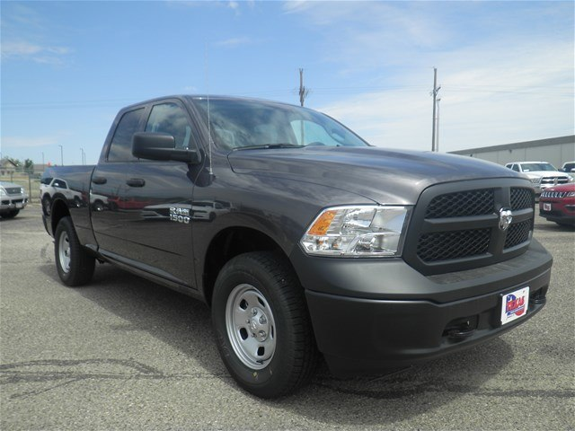 2018 Ram 1500 Quad Cab 4x4,  Pickup #D11059 - photo 4