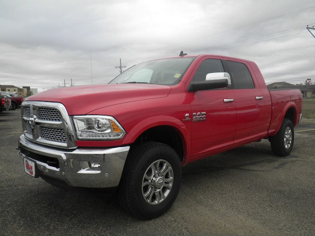 2018 Ram 2500 Mega Cab 4x4,  Pickup #D11317 - photo 1