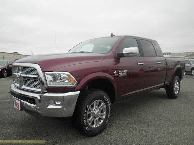 2018 Ram 2500 Mega Cab 4x4,  Pickup #D11433 - photo 1