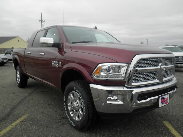 2018 Ram 2500 Mega Cab 4x4,  Pickup #D11433 - photo 4