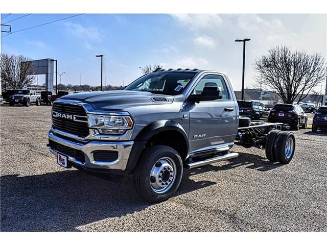 2020 Ram 4500 Regular Cab DRW 4x4, Cab Chassis #D12515 - photo 1