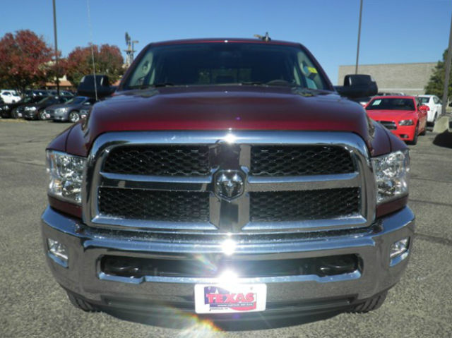 2017 Ram 3500 Mega Cab 4x4, Pickup #D9654 - photo 3