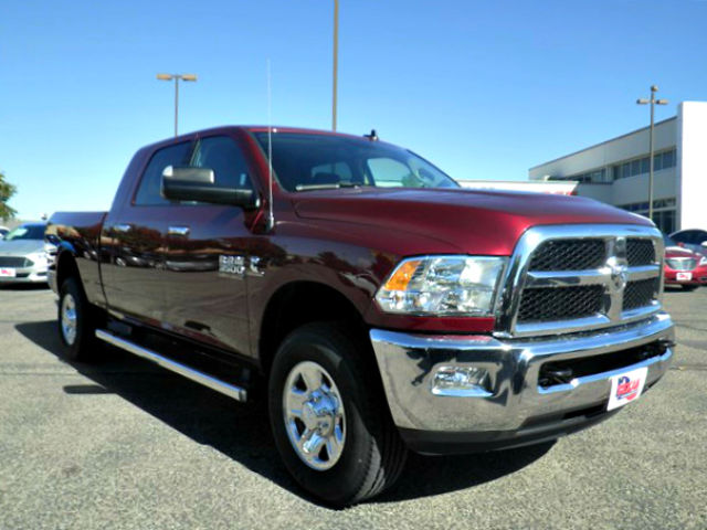 2017 Ram 3500 Mega Cab 4x4, Pickup #D9654 - photo 4