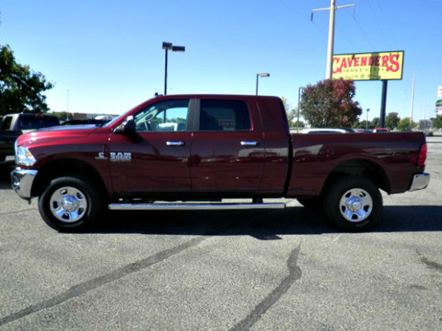 2017 Ram 3500 Mega Cab 4x4, Pickup #D9654 - photo 8