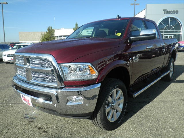2017 Ram 2500 Crew Cab 4x4 Pickup #D9713 - photo 1