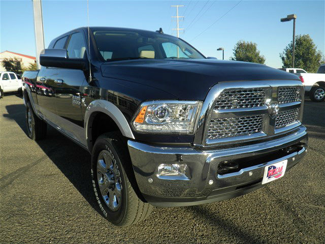 2017 Ram 3500 Mega Cab 4x4 Pickup #D9720 - photo 4