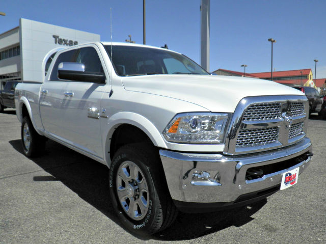 2017 Ram 2500 Crew Cab 4x4 Pickup #D9959T - photo 4