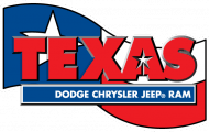 Texas Dodge Chrysler Jeep RAM logo