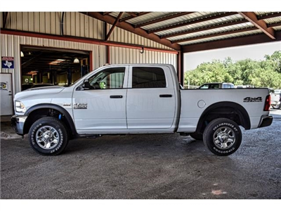 2018 Ram 2500 Crew Cab 4x4,  Pickup #JG140964 - photo 5