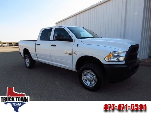 2018 Ram 2500 Crew Cab 4x4,  Pickup #JG190791 - photo 1
