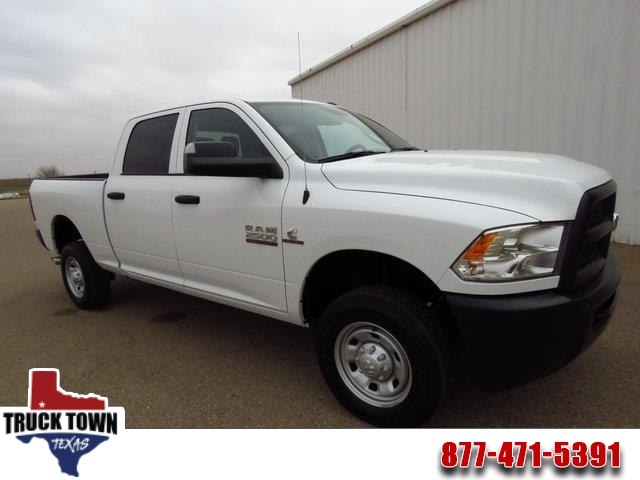 2018 Ram 2500 Crew Cab 4x4,  Pickup #JG192583 - photo 1