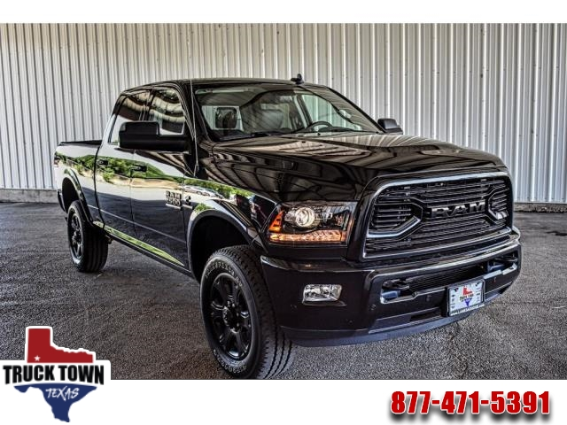 2018 Ram 2500 Crew Cab 4x4,  Pickup #JG232326 - photo 1
