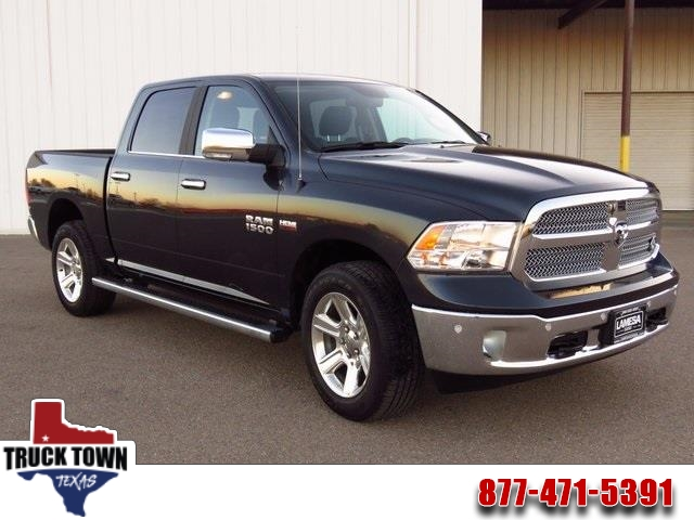 2018 Ram 1500 Crew Cab 4x4,  Pickup #JS117307 - photo 1