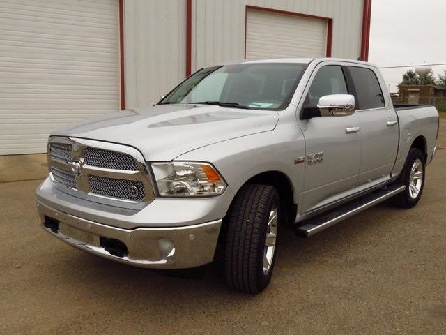 2018 Ram 1500 Crew Cab,  Pickup #JS125715 - photo 4