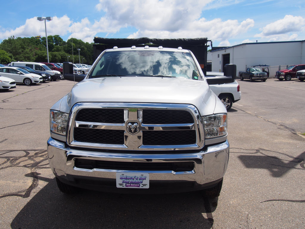 2016 Ram 3500 Regular Cab DRW 4x4, Landscape Dump #D16156 - photo 3