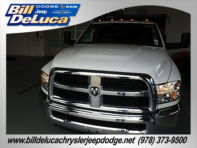 2016 Ram 3500 Regular Cab DRW 4x4, Dump Body #D16271 - photo 3