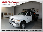 2016 Ram 3500 Regular Cab DRW 4x4, Dump Body #D16271 - photo 1