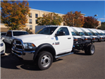 2017 Ram 5500 Regular Cab DRW 4x4, Cab Chassis #D17025 - photo 1