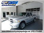 2017 Ram 1500 Quad Cab 4x4 Pickup #D17111 - photo 1