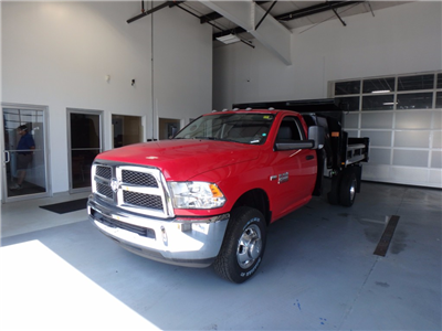 2017 Ram 3500 Regular Cab DRW 4x4 Dump Body #D17123 - photo 1
