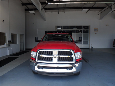 2017 Ram 3500 Regular Cab DRW 4x4 Dump Body #D17123 - photo 3