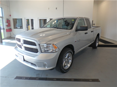 2017 Ram 1500 Quad Cab 4x4 Pickup #D17173 - photo 1