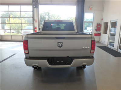 2017 Ram 1500 Quad Cab 4x4 Pickup #D17173 - photo 2