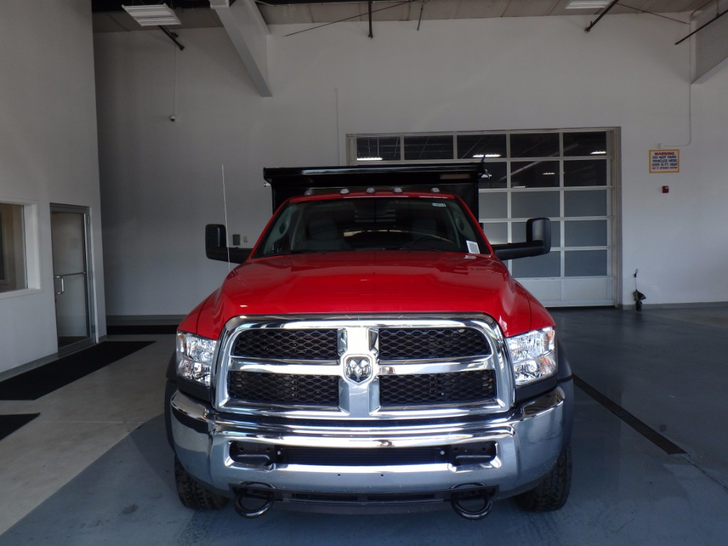 2017 Ram 5500 Regular Cab DRW 4x4, Dump Body #D17225 - photo 3