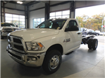 2018 Ram 3500 Regular Cab DRW 4x4 Cab Chassis #D18017 - photo 1