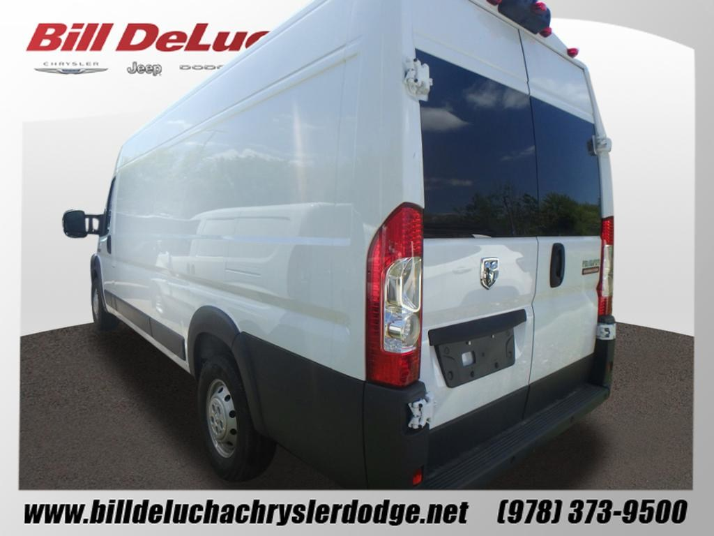 2018 ProMaster 3500 High Roof, Cargo Van #D18028 - photo 7